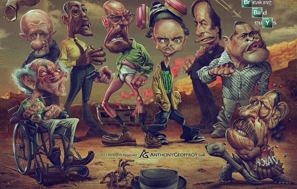 Картинка сериал, Во все тяжкие, Breaking Bad, brba, Mike Ehrmantraut, Walter White, Jesse Pinkman, Heisenberg, Джесси …
