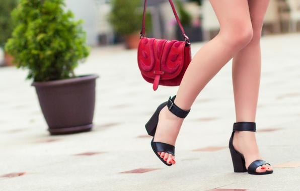 Картинка red, legs, heels