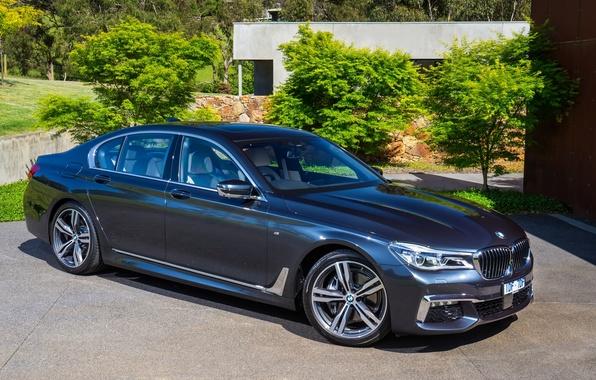 Картинка бмв, BMW, седан, 7-Series, G11
