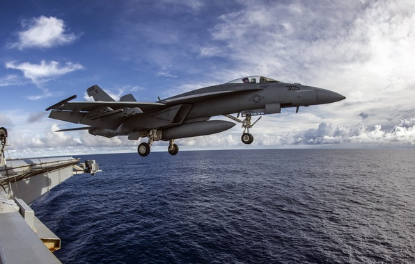 Картинка оружие, самолёт, FA-18E Super Hornet