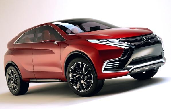 Картинка Concept, концепт, Mitsubishi, Evolution, мицубиси, кроссовер, ASX