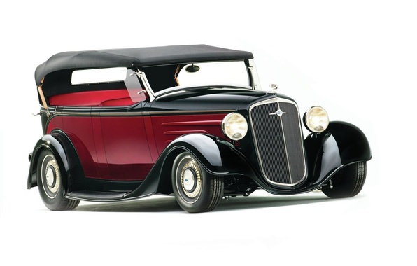 Картинка Chevrolet, автомобиль, Hot Rod, Chevy, 1935, Phaeton