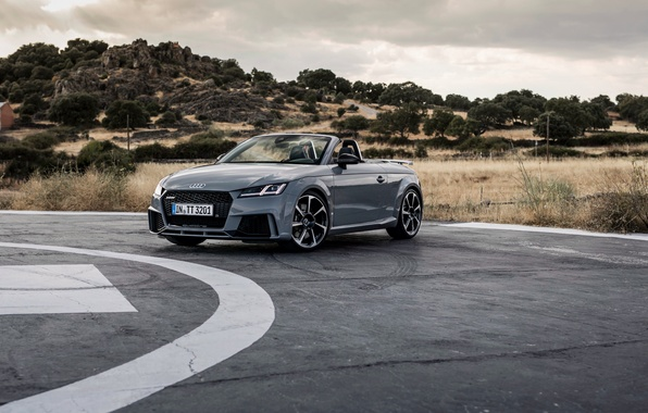 Картинка авто, Audi, ауди, обои, Quattro, RS, TT