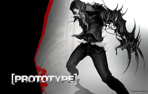 Обои картинки фото prototype games prototype
