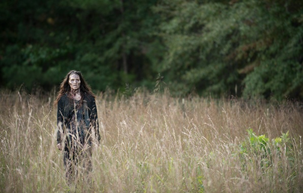 Картинка ужас, The Walking Dead, Ходячие
