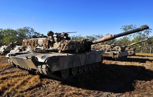 Картинка оружие, танки, Abrams