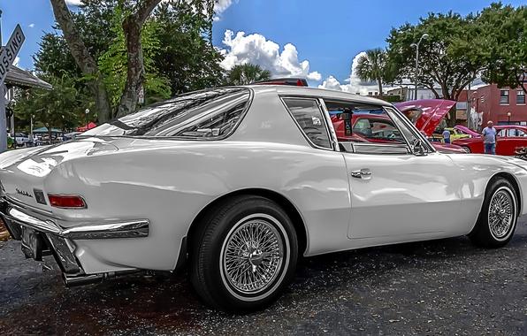 Картинка классика, Studebaker, Studebaker Avanti