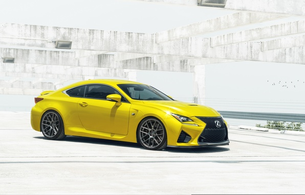 Картинка car, Lexus, William Stern, RC F