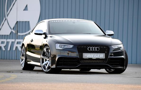 Картинка Audi, ауди, седан, Coupe, S-Line, 2013, Rieger