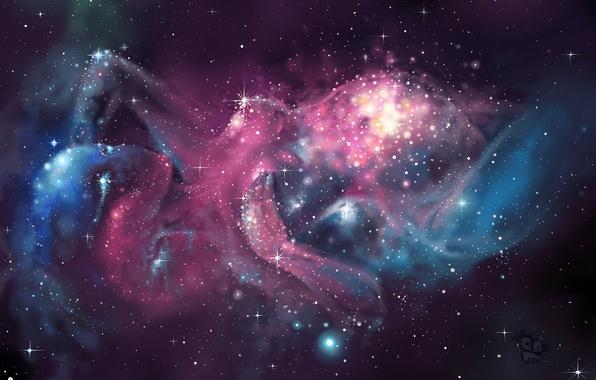 картинки на заставку космос