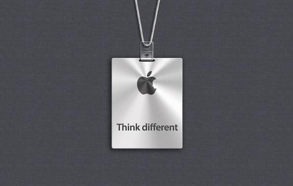 Картинка Apple, лого, mac, Steve Jobs