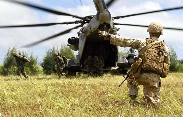 армия вертолет