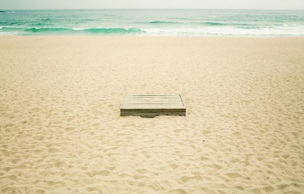 Картинка песок, море, пляж, лето, вода, фото, океан, коробка