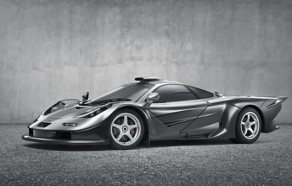 Картинка McLaren, макларен, 1997