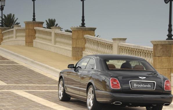 Картинка купе, Bentley, Brooklands, премиум класс