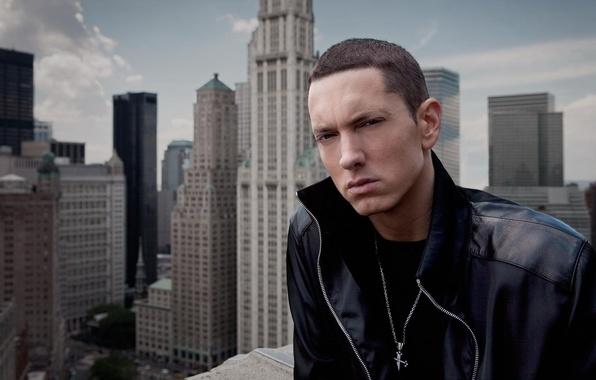 Картинка актер, певец, Eminem, рэп, rap