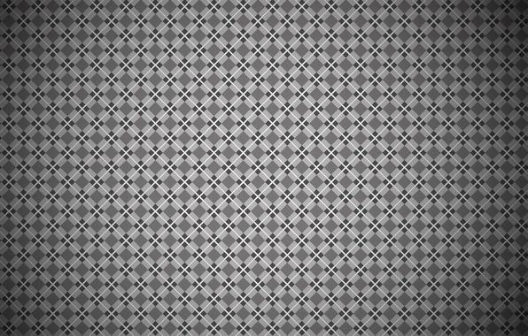 Картинка поверхность, серый, цвет, текстура, texture, ромбы, 1920х1080