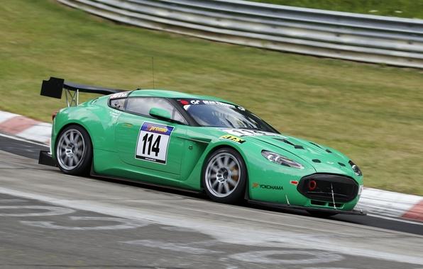 Картинка car, Aston Martin, астон мартин, V12, race, Zagato