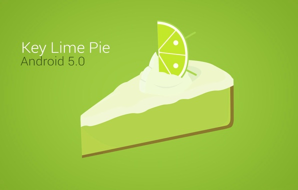Картинка лимон, рисунок, вектор, долька, торт, лайм, android