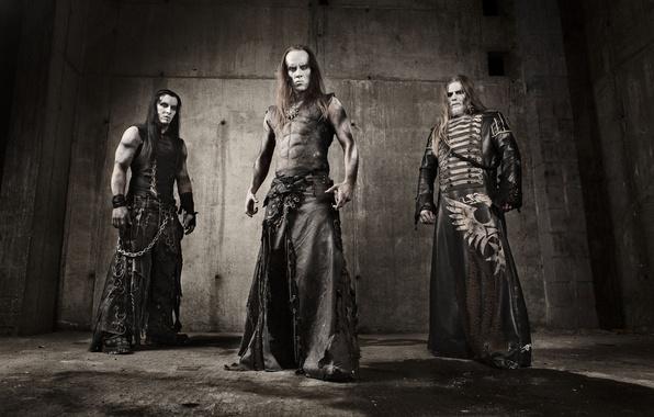 Фото обои death, behemoth, black metal