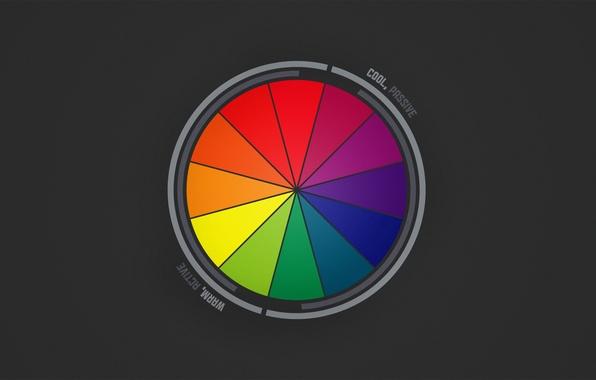 Картинка цвет, круг, color, цветовой круг, circle, иттен