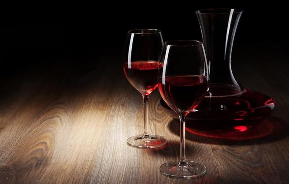 Обои вино, красное, стекло, бокалы ...: goodfon.ru/wallpaper/vino-krasnoe-steklo-bokaly.html