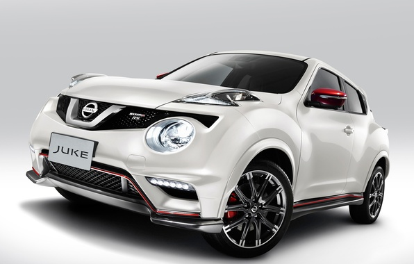 Картинка Nissan, ниссан, джук, Juke, Nismo, JP-spec, 2014, нисмо, YF15