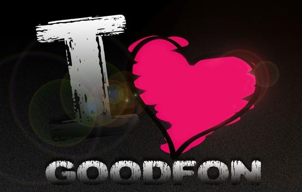 Картинка black, big, texture, fon, good, situations, hearth, perspective, i love good fon, i love, good …