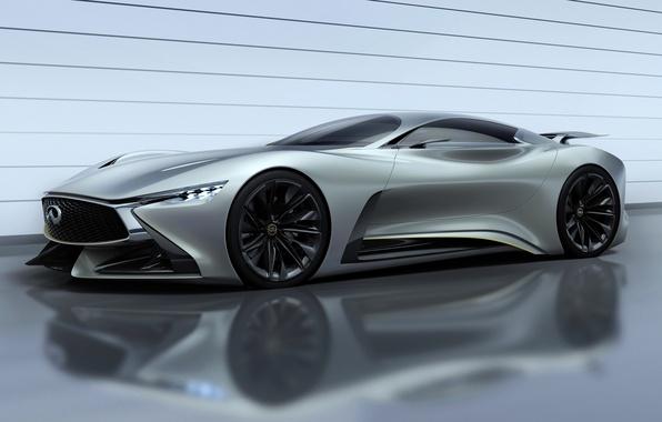 Картинка Concept, Infiniti, Vision, инфинити, Gran Turismo, 2014