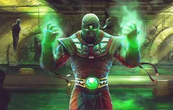 Картинка руки, воин, Mortal Kombat, Game, Ermak