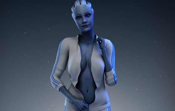 Mass effect 3 dating liara