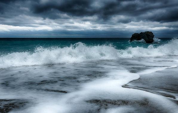 море перед бурей  № 3112471 загрузить