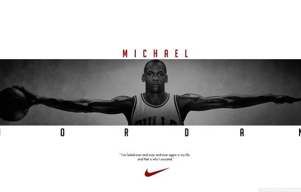 Картинка Спорт, Баскетбол, Michael Jordan, Майкл Джордан, Basketball, Nba, Нба
