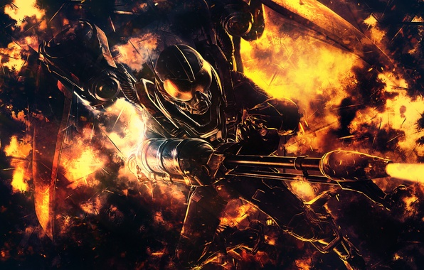 Картинка Fire, Background, DC Comics, Firefly, Video Game, Warner Bros. Games Montreal, Batman: Arkham Origins, Garfield …