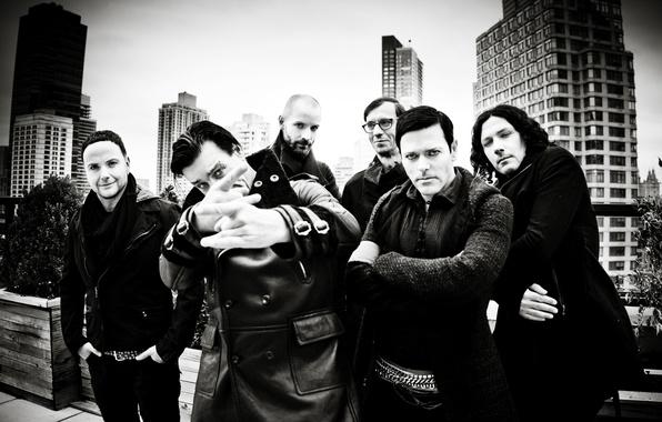 Картинка группа, Германия, Rammstein, мужчины, Till Lindemann, Оливер Ридель, Тилль Линдеманн, industrial metal, Пауль Ландерс, Рихард …