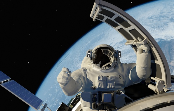 Russian Astronaut Says Alien Life Found on Space Station