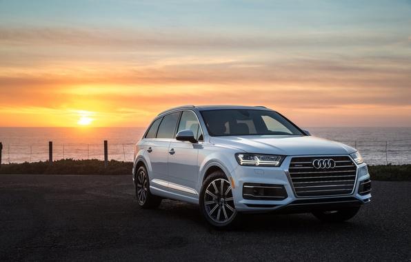 Картинка Audi, ауди, внедорожник, кроссовер