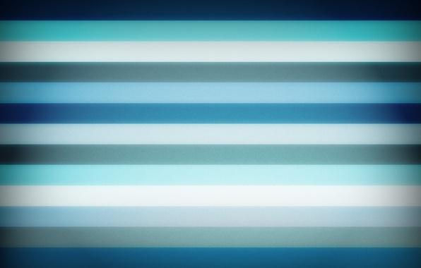 Картинка синий, полосы, серый, голубой, текстуры, горизонтальные