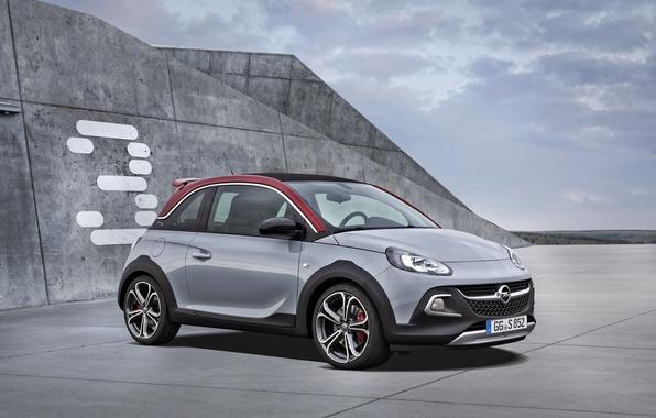 Картинка Opel, опель, Adam, 2015, адам, Rocks S