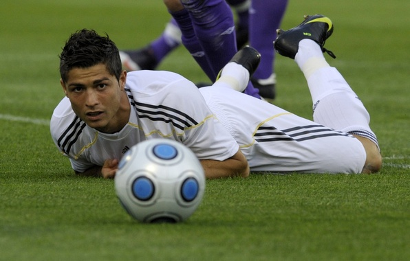 Картинка мяч, Футбол, реал, роналду, ronaldo