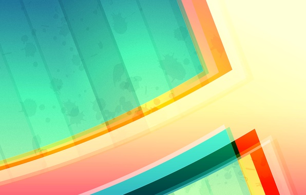 Картинка свет, линии, цвет, объем, слой