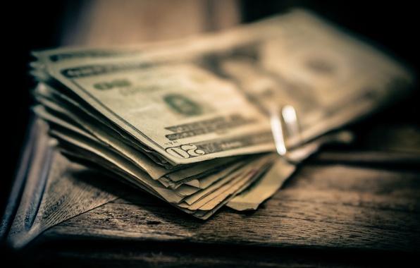 Картинка деньги, доллары, купюры