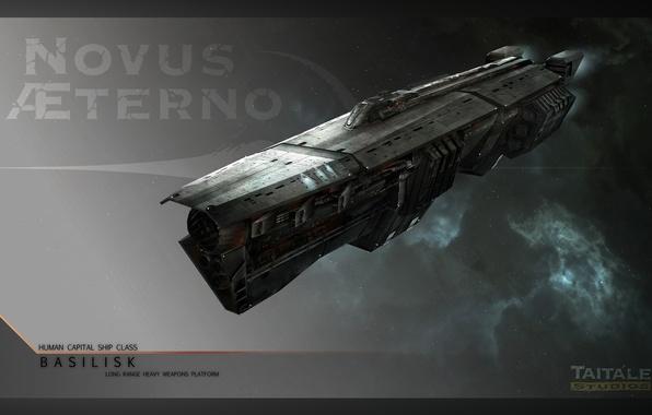 Космос корабль фантастика обои фото
