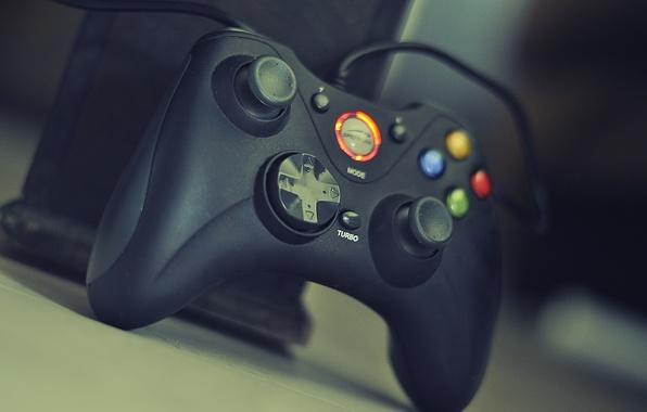 Обои Xbox, Икскоробка, Игры, Gamepad, Games, Геймпад картинки на рабочий стол, раздел игры - скачать