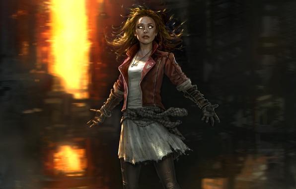 Картинка Action, Fantasy, Fire, Hero, Art, Anime, the, White, Wallpaper, Marvel, Eyes, Super, Year, Animation, Mutant, …