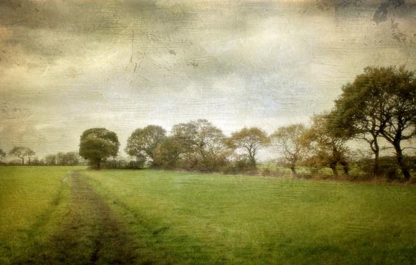Картинка дорога, природа, стиль, фон, текстура