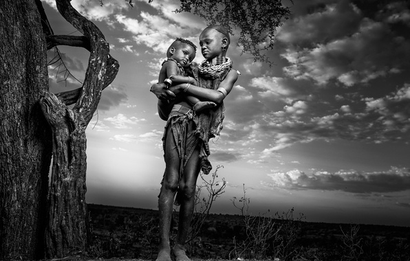 Картинка дети, Африка, Ethiopia