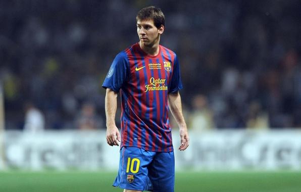 Картинка футбол, игрок, месси