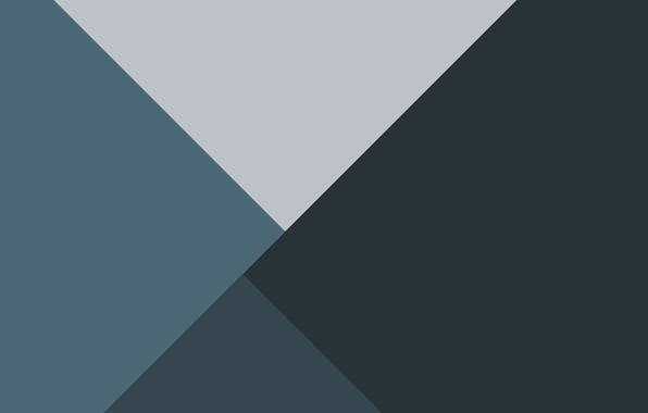 Картинка серый, текстура, геометрия, material