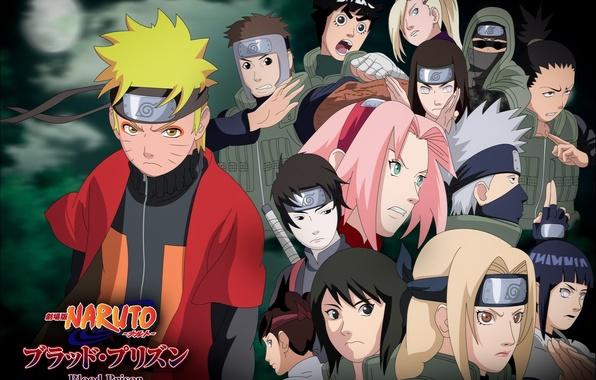Картинка game, Naruto, Sakura, anime, ninja, asian, manga, Kakashi, japanese, Naruto Shippuden, Hinata, asiatic, Yamato, live …